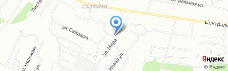 Опорный пункт общественного порядка Отдел полиции №9 на карте Казани