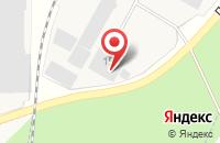 Схема проезда до компании АГРОМАКС в Киндери