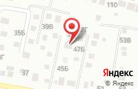 Схема проезда до компании Qiwi в Пригородном
