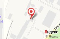 Схема проезда до компании Транзит-Сервис в Киндери