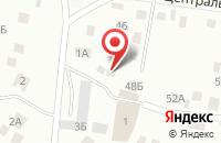 Схема проезда до компании Шиномонтажная мастерская в Ситовке