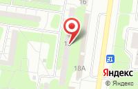 Схема проезда до компании Еврокард в Тольятти