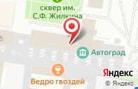 Схема проезда до компании Фонд Развития Библиотек Города Тольятти в Тольятти
