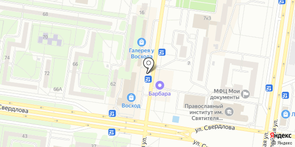Орловское молоко. Схема проезда в Тольятти