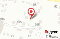 Схема проезда до компании Анна в Шевыревке