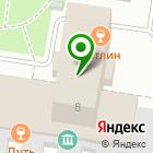Местоположение компании Белая Галерея