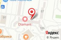 Схема проезда до компании Рэдианс в Тольятти