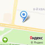 Магазин игрушек и канцтоваров на карте Тольятти