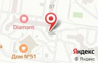 Схема проезда до компании Агентство Печати и Информации в Тольятти