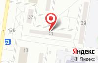 Схема проезда до компании Боссова в Тольятти