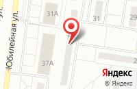 Схема проезда до компании ЮниАгро в Тольятти