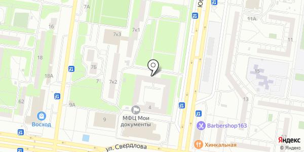 Гастроном качества. Схема проезда в Тольятти