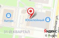 Схема проезда до компании Издательский Дом  в Тольятти