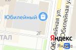 Схема проезда до компании Винолей в Тольятти