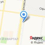 Тольятти Ипотека на карте Тольятти