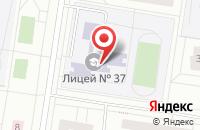Схема проезда до компании Икар в Тольятти