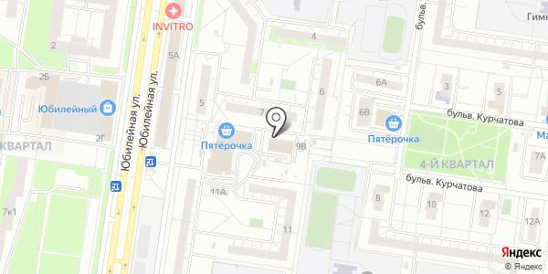 Магазин нижнего белья. Схема проезда в Тольятти