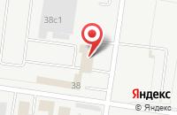 Схема проезда до компании Реал в Тольятти