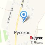 Церковь Михаила Архангела на карте Кирова