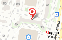 Схема проезда до компании Спелая Идея в Тольятти