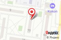 Схема проезда до компании Редакция Журнала  в Тольятти
