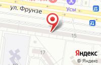 Схема проезда до компании Тольятти-Пресс в Тольятти