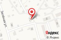Схема проезда до компании Сказка в Чернышевке