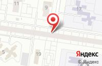 Схема проезда до компании Кит в Тольятти
