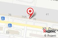 Схема проезда до компании Копи Лэнд в Тольятти
