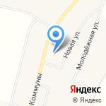 Офис врача общей практики с. Русское на карте Кирова