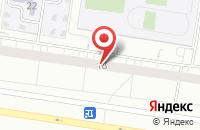 Схема проезда до компании Интра в Тольятти