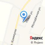 Библиотека №21 на карте Кирова