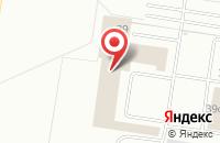 Схема проезда до компании Автополимерснаб в Тольятти