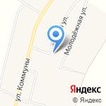 Основная общеобразовательная школа №69 на карте Кирова