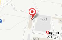Схема проезда до компании Юлан в Тольятти