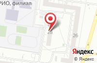 Схема проезда до компании Палитра в Тольятти