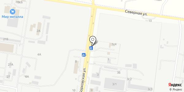 Qiwi. Схема проезда в Тольятти