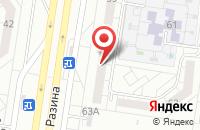 Схема проезда до компании Медиа-Пресс Консалтинг в Тольятти