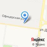 СТАРК на карте Тольятти