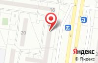 Схема проезда до компании Продимпорт в Тольятти