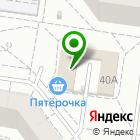 Местоположение компании Graph Sidorov