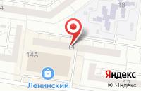 Схема проезда до компании Спорт Имидж в Тольятти