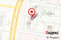 Схема проезда до компании Премьер Эксперт в Тольятти