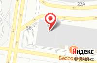 Схема проезда до компании Региональные Издательские Проекты - Регион в Тольятти