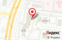 Схема проезда до компании Статус в Тольятти