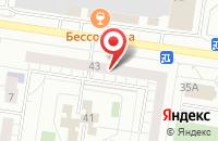 Схема проезда до компании Успех555 в Тольятти