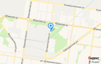 Местоположение на карте пункта техосмотра по адресу Самарская обл, г Тольятти, ул Ботаническая, д 3А