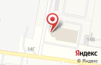 Схема проезда до компании Декор-Авто в Русской Борковке