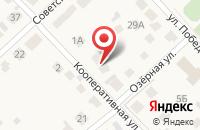 Схема проезда до компании Почтовое отделение №623 в Малых Кабанах