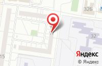 Схема проезда до компании Мастер-Техник в Тольятти